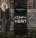 Cynful Comfy Vest!