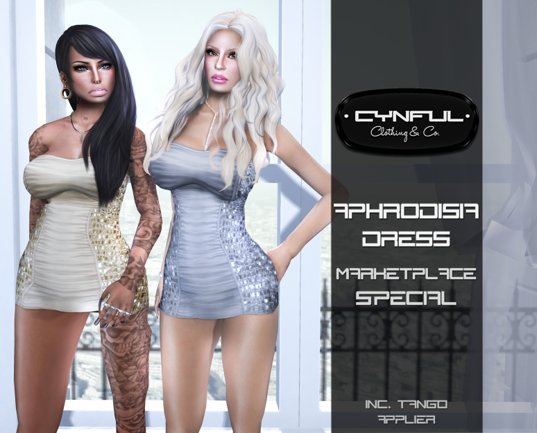 [Cynful] Aphrodisia Dress MP Special