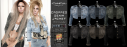 [Cynful] Cropped Denim Jacket The Block Special
