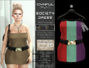 [Cynful] Society Dress Poster TDRF Special